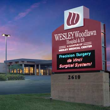 Wesley Woodlawn Hospital & ER thumbnail